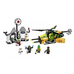 LEGO 70163 Toxikitovo toxické rozpuštění
