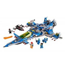 LEGO 70816 Bennyho vesmírná loď