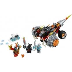 LEGO 70222 Tormakův ohnivák
