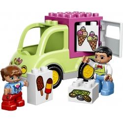 LEGO 10586 Zmrzlinářská dodávka