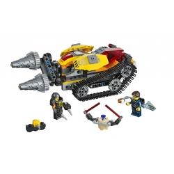 LEGO 70168 Drillex krade diamant
