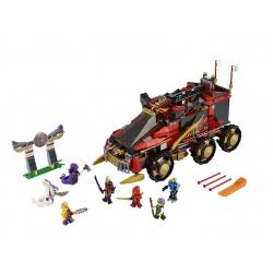 LEGO 70750 Nindža DB X