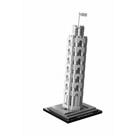 LEGO 21015 Šikmá věž v Pise