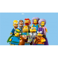 LEGO 71009: Simpsonovi ? 2. série