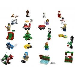 Adventní kalendář LEGO? City
