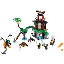 LEGO 70604 Ostrov Tygří vdova