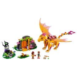 LEGO 41175 Lávová jeskyně ohnivého draka