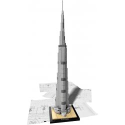 LEGO 21031 Burdž Chalífa