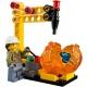 LEGO 60123 Sopečná zásobovací helikoptéra