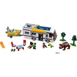 LEGO 31052 Prázdninový karavan