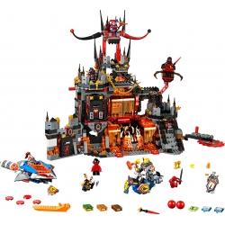 LEGO 70323 Jestrovo sopečné doupě