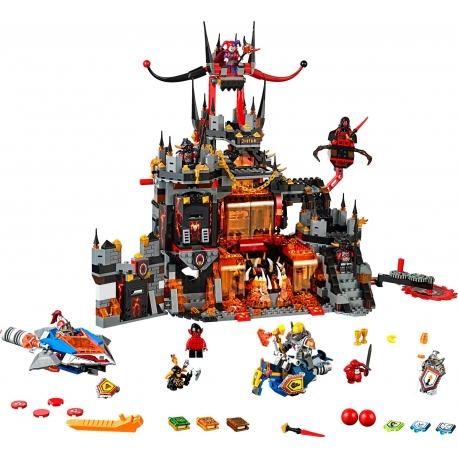 LEGO70323 Jestrovo sopečné doupě