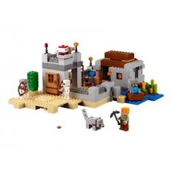 LEGO 21121 Pouštní hlídková stanice