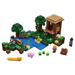 LEGO 21133 Chýše čarodějnice