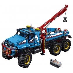 LEGO 42070 Terénní odtahový vůz 6x6