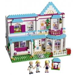 LEGO 41314 Stephanie a její dům
