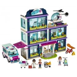 LEGO 41318 Nemocnice v Heartlake