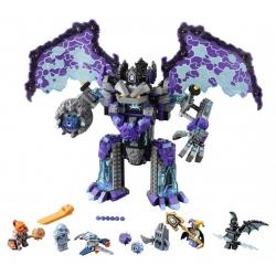 LEGO 70356 Úžasně ničivý Kamenný kolos