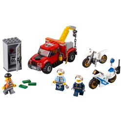 LEGO 60137 Trable odtahového vozu
