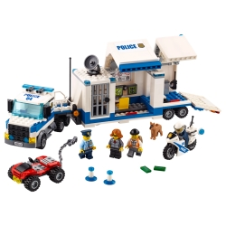 LEGO 60139 Mobilní velitelské centrum