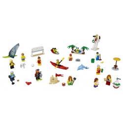 LEGO 60153 Sada postav - Zábava na pláži