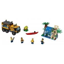 LEGO 60160 Mobilní laboratoř do džungle