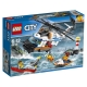 LEGO 60166 Výkonná záchranářská helikoptéra