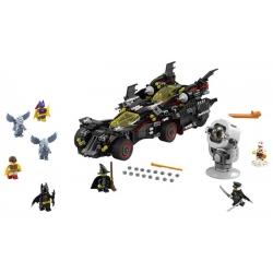 LEGO 70917 Úžasný Batmobil