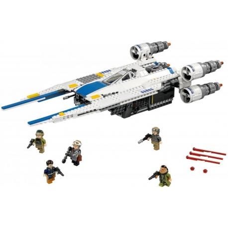 LEGO 75155 Stíhačka U-wing Povstalců