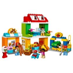 LEGO 10836 Náměstí