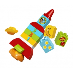 LEGO 10815 Moje první raketa