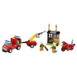 LEGO 10740 Kufřík hasičské hlídky