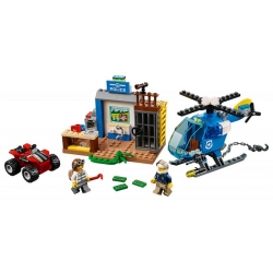 LEGO 10751 . Policejní honička v horách