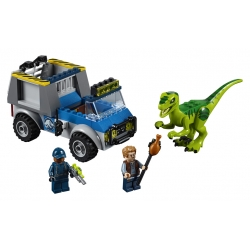LEGO .10757 .Vozidlo pro záchranu Raptora