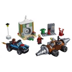 LEGO 10760 .Bankovní loupež Podkopávače