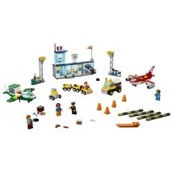 LEGO 10764 .Hlavní městské letiště