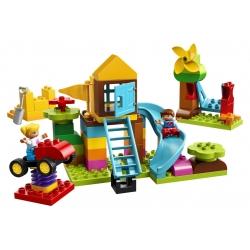 LEGO DUPLO 10864 Velký box s kostkami na hřiště