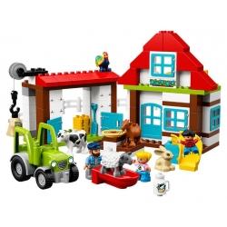 LEGO DUPLO 10869 .Dobrodružství na farmě