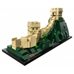 LEGO 21041 Velká čínská zeď