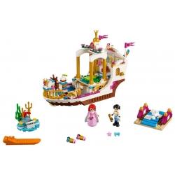 LEGO 41153 Arielin královský člun na oslavy