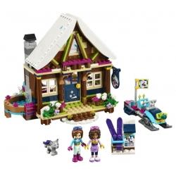 LEGO 41323 Chata v zimním středisku