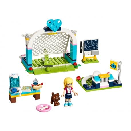 LEGO 41330 Stephanie na fotbalovém tréninku