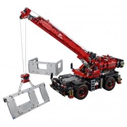 LEGO 42082 Terénní jeřáb