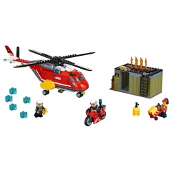 LEGO 60108 Hasičská zásahová jednotka