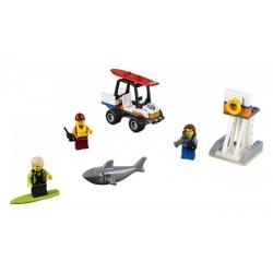 LEGO 60163 Pobřežní hlídka - začátečnická sada