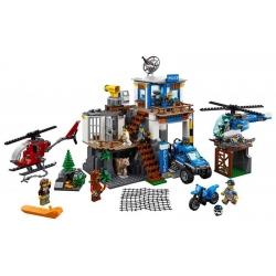 LEGO 60174 Horská policejní stanice