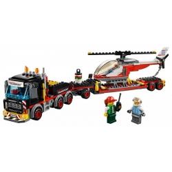 LEGO 60183 Tahač na přepravu těžkého nákladu