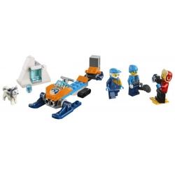 LEGO 60191 Průzkumný polární tým
