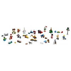 LEGO 60201 Adventní kalendář City