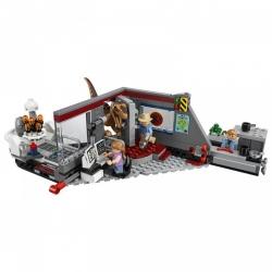 LEGO 75932 Jurský park: hon na Velociraptora